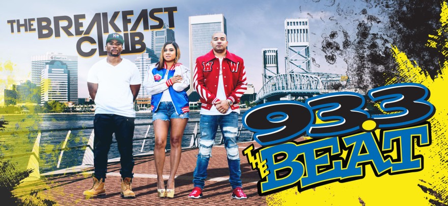 The Breakfast Club on 93.3 The Beat